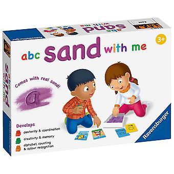 Ravensburger Spiele A, B, C Sand mit mir Spiel