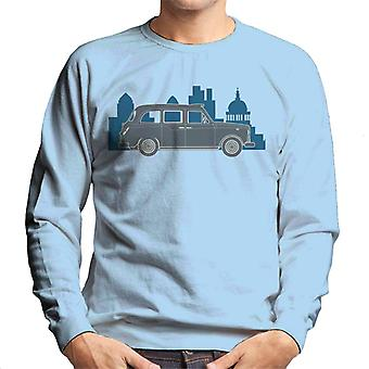 London Taxi Company TX4 Within The City Men's Sweatshirt