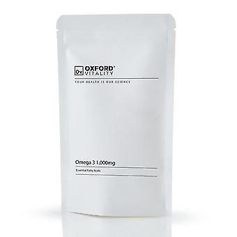Omega 3 soft gels