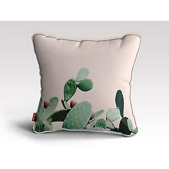 Almofada/travesseiro da cultura cacto