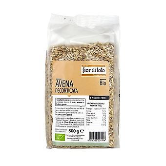 Peeled oats None