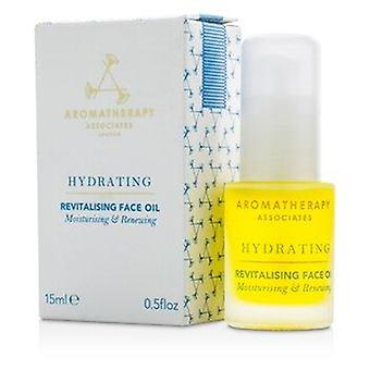 Hydrating - Revitalising Face Oil 15ml or 0.5oz