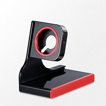 Charger Dock Station Holder Band Mount Stand For Apple Watch Series Smart
