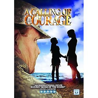 Calling of Courage [DVD] USA import