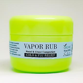 Cooling Cold Vapor Rub