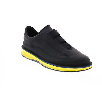 Camper Rolling Mens Black Leather Euro Sneakers Chaussures