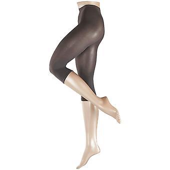 Esprit Cotton Capri Leggings - Stone Grey