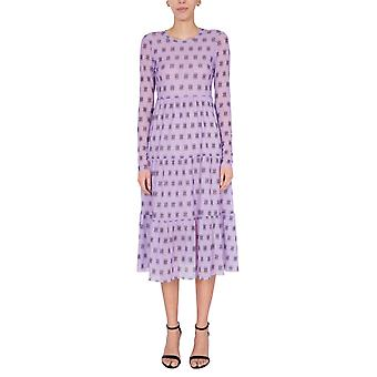 Baum Und Pferdgarten 21767c2151 Women's Lilac Polyester Dress