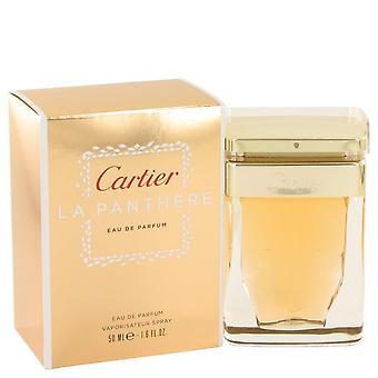 Cartier La Panthere Eau De Parfum Spray By Cartier 1.7 oz Eau De Parfum Spray