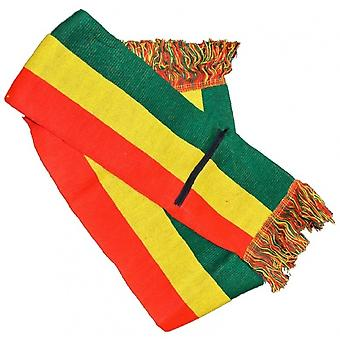 Scarf Reggae With Zipper And Storage Bag