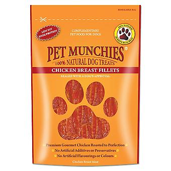 Pet Munchies Dog Treat Chicken Breast Fillet