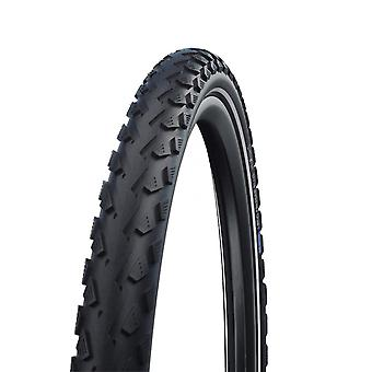 "Schwalbe Land Cruiser Plus Bicycle Tires = 55-622 (28x2.15"") PunctureGuard"