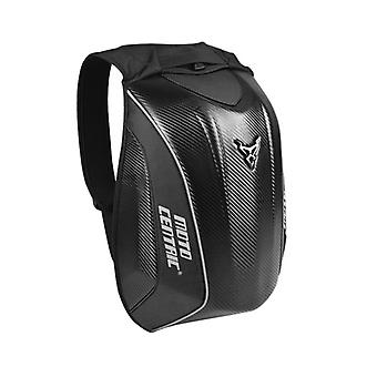 Carbon Fiber Motorcycle Backpack Riding Bag