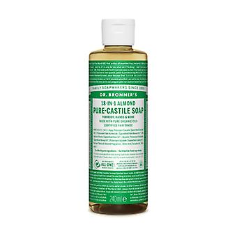 Liquid Almond Soap 240 ml