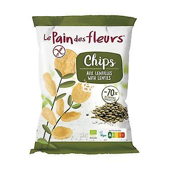 Lentil Chips 50 g