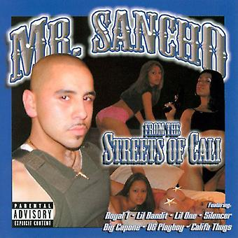 Mr. Sancho - From the Streets of Cali [CD] USA import