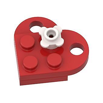 Сердечная совместимая образовательная кирпичная игрушка