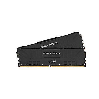 Crucial Ballistix 16Gb Desktop Pc Gaming Memory