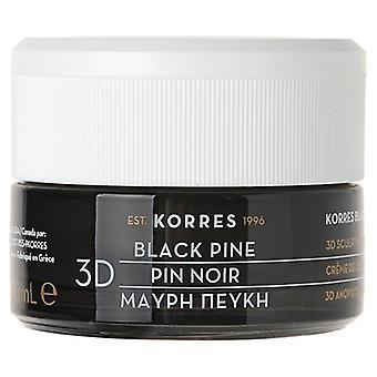 Korres Pino Negro 3D Crema de Día piel mixta normal 40 ml