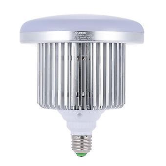 フォトスタジオ写真 135w LEDランプ電球 132 ビーズ 5500k e27