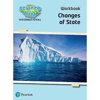 Science Bug Changes of state Workbook by Deborah HerridgeDebbie Eccles