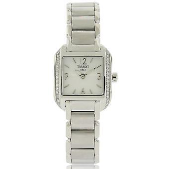 Onda T de Tissot T-tendencia señoras reloj T02138582