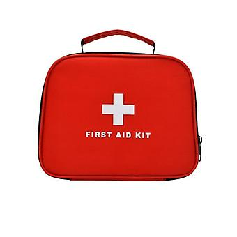 Portable Waterproof First Aid Bag With Handle Outdoor Survival Emergency Kits