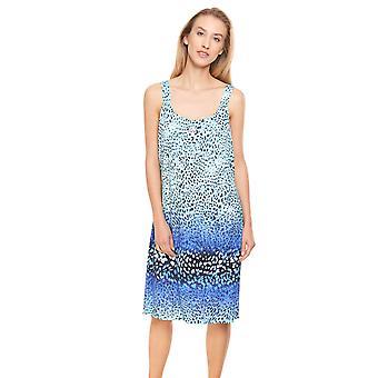 Féraud Beach 3215074-16358 Women's Leo Mix Beach Dress