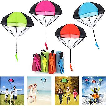 FengChun Fallschirm Spielzeug Kinder, Fallschirm Kinder Fallschirmspringer Spielzeug, Im Freien