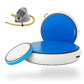 De AirSpot - het innovatieve trainingselement - voetpomp incl.