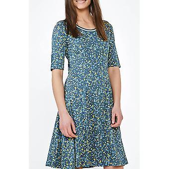 Sandwich Clothing Patterned Jersey Dress