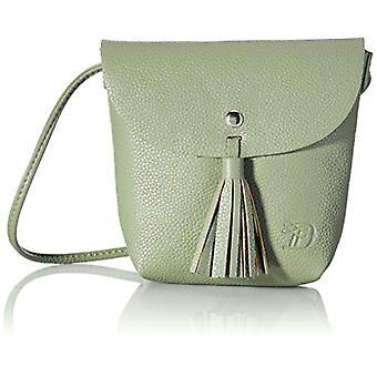 TOM TAILOR Denim Ida, Women's Fin Bag, Mint, 17x4.5x16