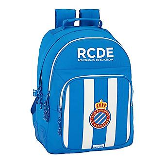 Backpack R.C.D. Espanyol Officer, School Backpack(2)