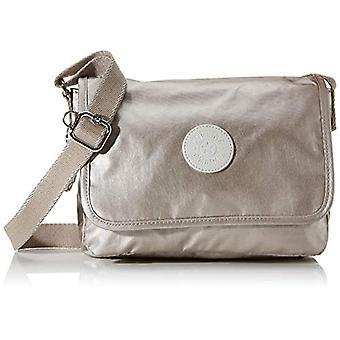 KiplingNitanyDonnaSource Shoulder Bag (Metallic Glow)24.5x18x6 Centimeters (B x H x T)