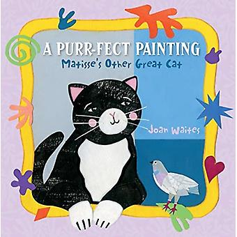 Purrfect Painting Matisses Other Great Cat by Joan Waites