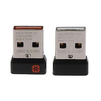 Adaptateur USB unificateur de récepteur dongle sans fil