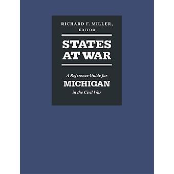 Estados em Guerra por Richard F. Miller
