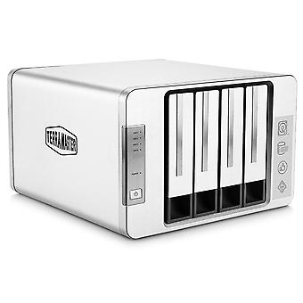 4bay Case Raid  Hdd Enclosure 3.5inch Sata High-speed Supportable Safe Reliable