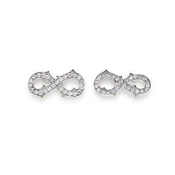 Amen infinito / infinity cristalli earrings ein