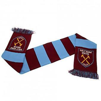 West Ham United Bar Tørklæde NB
