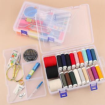 New Sewing Box Set Thread Household Hand Sewing Embroidery Tools Thread Set ES9871