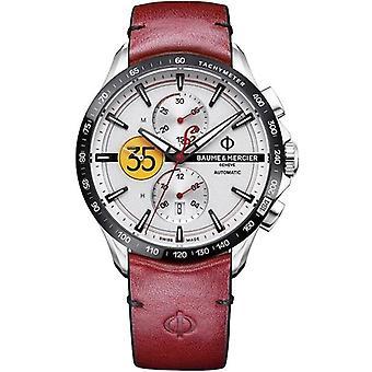 Baume&mercier watch clifton m0a10404