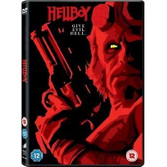 Hellboy 2011 DVD