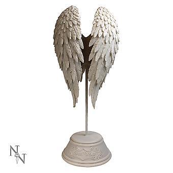 Angel Wings Fairy Statue