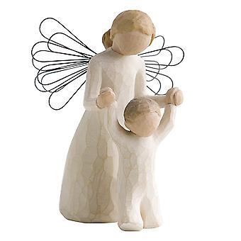 Guardian Angel (Willow Tree) Figurine