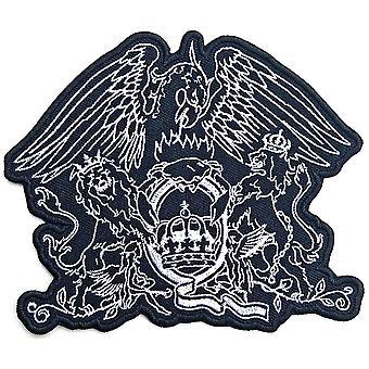Queen - Cut-Out Crest Standard Patch