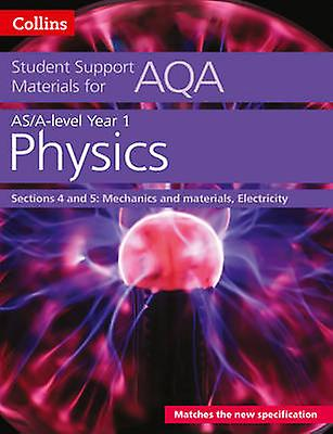 AQA A level Physics Year 1 amp AS Sections 4 and 5 by Dave Kelly