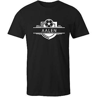 Sporting empire aalen 1921 established badge football t-shirt