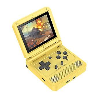 V90 3.0 inch ips retro flip handheld console pocket mini video game player classic  retro nostalgia game