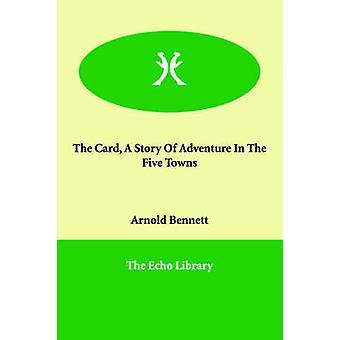 ベネット ・ アーノルドによって 5 つの町での冒険のカードの話